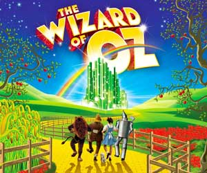 Plaza Theatrical's production of The Wizard of Oz at The Showplace at Bellmore Movies.