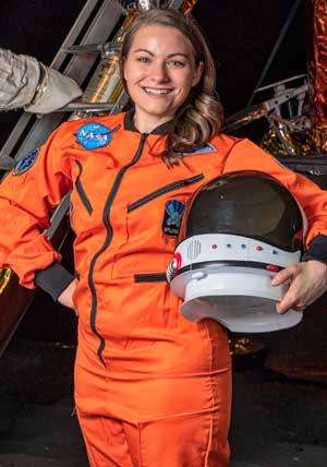 Plaza Theatricals presents Awesome Allie: First Kid AstronautPlaza Theatricals presents Awesome Allie: First Kid Astronaut