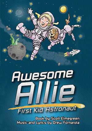 Awesome Allie: First Kids Astronaut