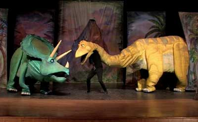 The Giant Dinosaur Musical: Mammoth Follies