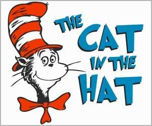 The Cat in the Hat logo