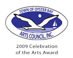 town of oyster bay arts council celebration of the arts award