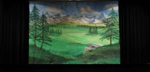"""106 ALPS/PINE FOREST (SOM) 32'-0"""" X 16'-0"""""""
