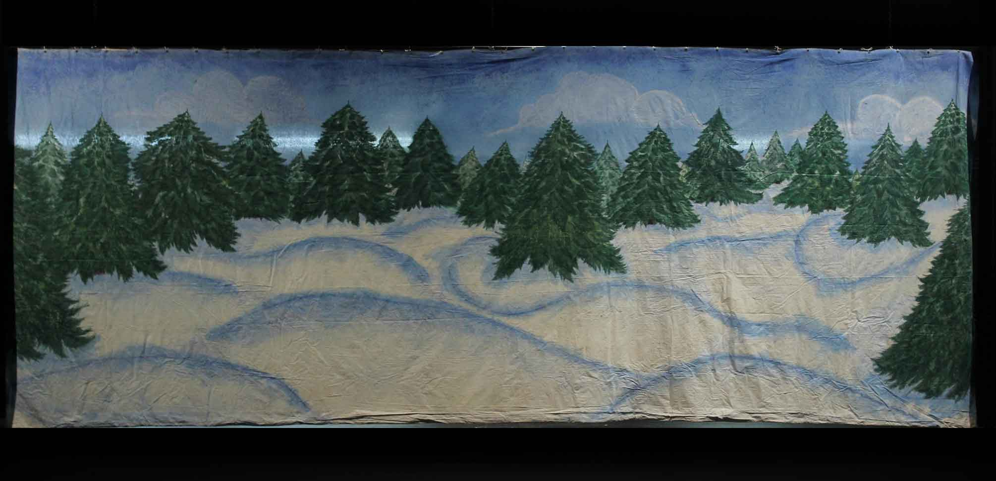 "112 WINTER FOREST 32'-0"" X 12'-0"""