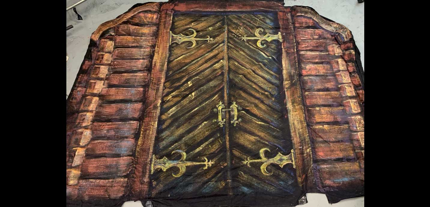 "541 ARRANDALE GATES 6'-6"" X 8'-0"""