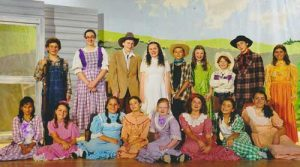 Plaza Theatrical's Performing Arts Academy cast photo