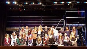 Plaza Theatrical's production of Rent