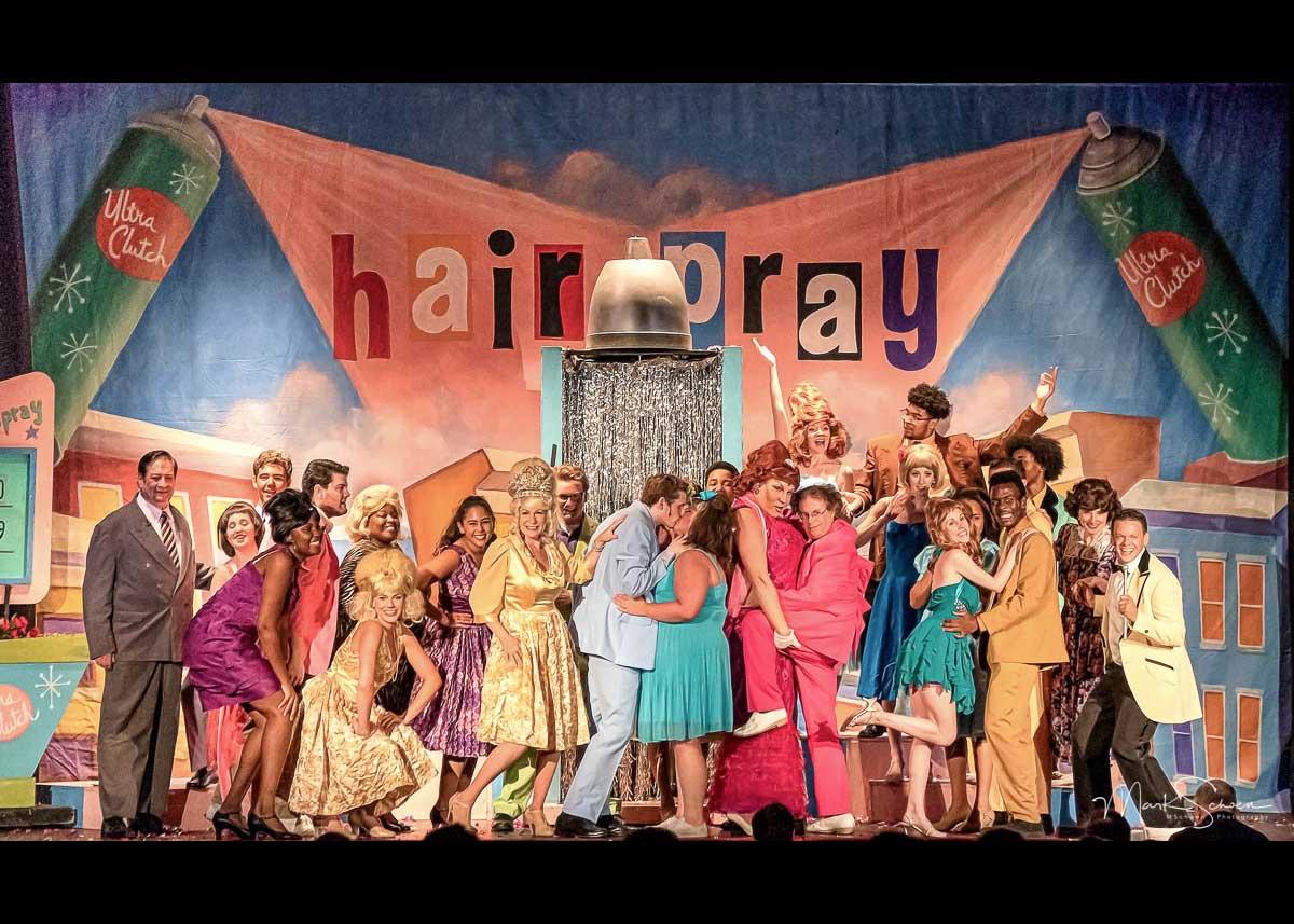 Hairspray Finale Cast Photo